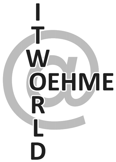 IT-World Oehme logo